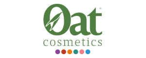 300 Oat Cosmetics Logo with Dots 1